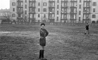 """foto tratta dal Civico Archivio Fotografico di Milano, fondo Cesare Colombo, """"Fotografie in Comune"""", Milano 1955 - 1957"""