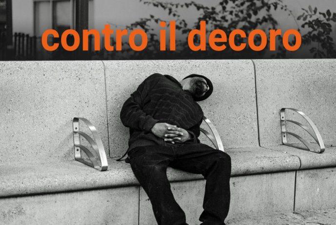 """www.novantatrepercento.it n.24 """"contro il decoro"""", da uno scatto di Tyler Nix - unsplash.com"""
